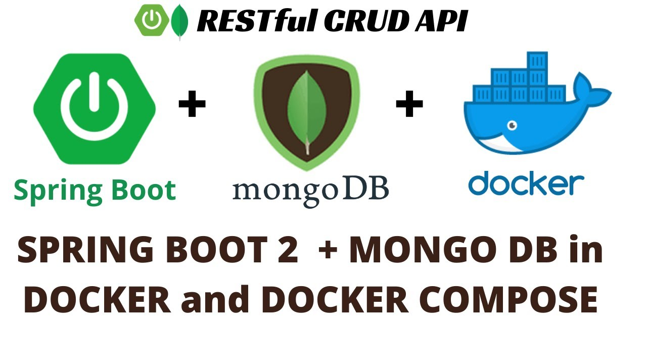 Deploying Spring Boot and MongoDB as Containers Using Docker and Docker Compose