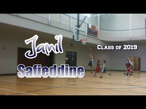 "6'5"" PG Jamil Safieddine (Class of 2019) Extended Highlights"