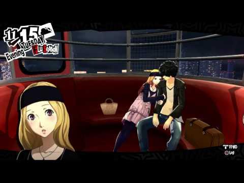 Persona 5 Fortune Confidant Max Rank Chihaya Mifune Relationship