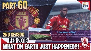 [TTB] PES 2019 - WHAT ON EARTH JUST HAPPENED?! - Man United Master League #60 (Realistic Mods)