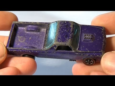 Hot Wheels Redline Restoration and Custom