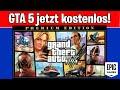 🎁 GTA 5 Kostenlos Download - Epic Games Gibt Uns Gratis GTA 5 Und 10 Euro (Gratis Spiele Kostenlos)