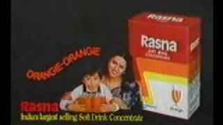 Rasna Commercial 1 - Doordarshan Ad/ Commercial from the 80