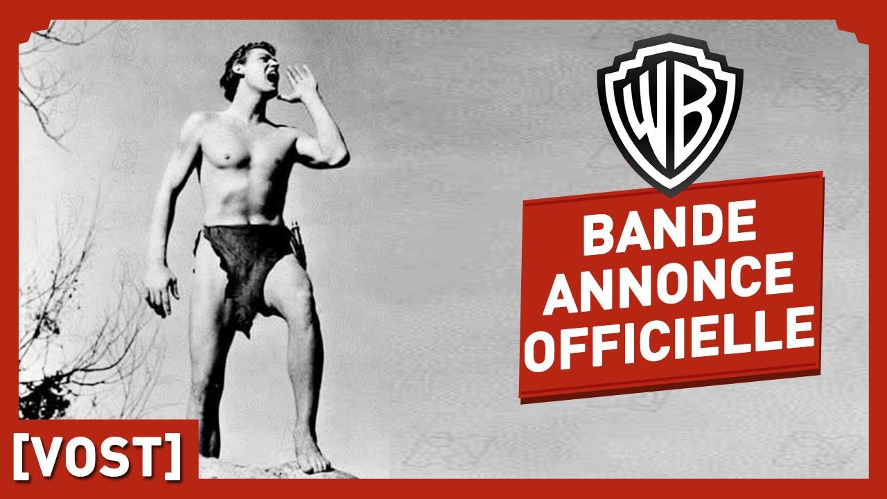 Tarzan l'Homme Singe - Bande annonce Officielle (VOST) - Johnny Weissmuller / Neil Hamilton