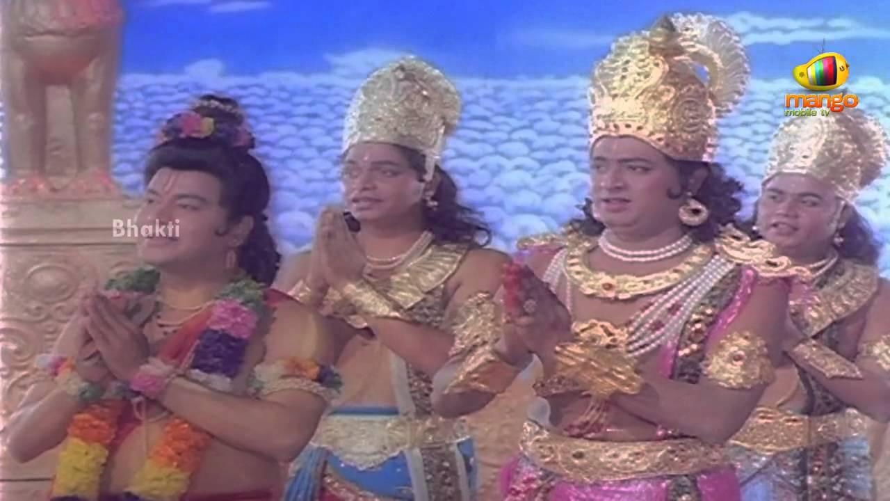 Sri Devi Mookambika Movie Songs - Sarva Mangala Song ...