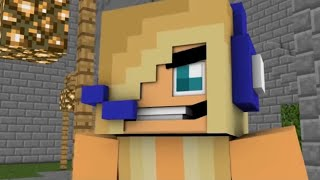 Minecraft Songs ♫ Psycho Girl 1 to 18 ♫ Minecraft songs and animations ♫