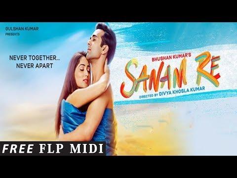 Sanam Re || (Flp Midi) || Cinematic Studio Piano