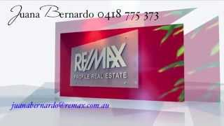 Toowong property Sold by Juana Bernardo 0418 775 373 RE/MAX Profile Brisbane Video by Smakk Media