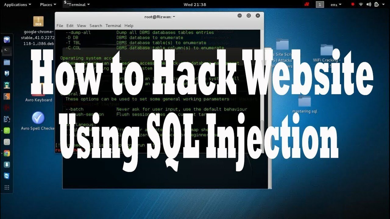 How to hack any website in android without root|Termux|Hacking website  database