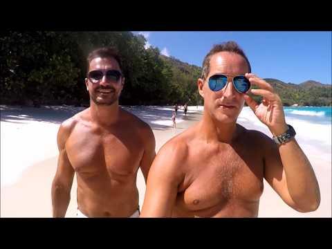 Seychelles best beaches : Anse Intendance, Anse Lazio. Anse Georgette + Curieuse island