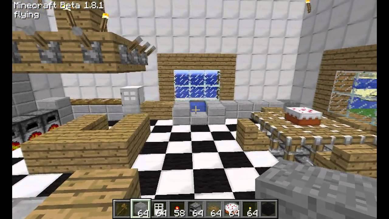 Minecraft Kitchen Furniture Ideas | www.imgkid.com - The ...