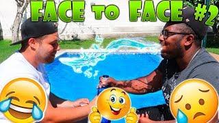 FACE TO FACE CHISTES CON AGUA EN LA BOCA #2