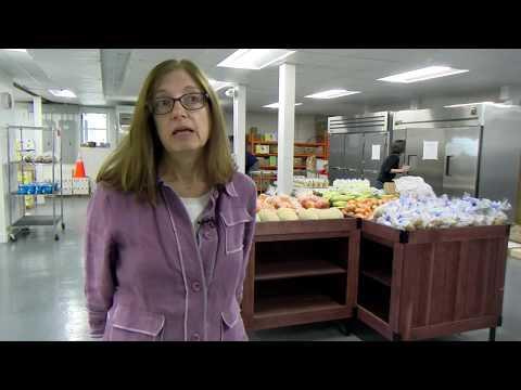 Acton Food Pantry Tour
