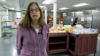 Acton Food Pantry Tour