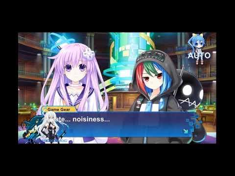 Reacting To SuperDimension Neptune VS Sega Hard Girls Drama CD Part 1  