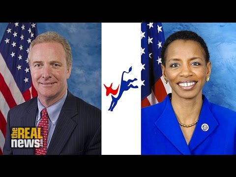 Why has the Democratic Party Leadership Anointed Van Hollen over Edwards in MD Senate Race?