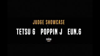2018 Funkin' Lady KOREA Judge Showcase