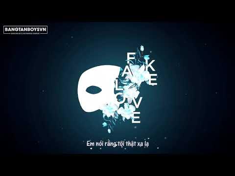 《 VIETSUB 》FAKE LOVE (Rocking Vibe Mix)