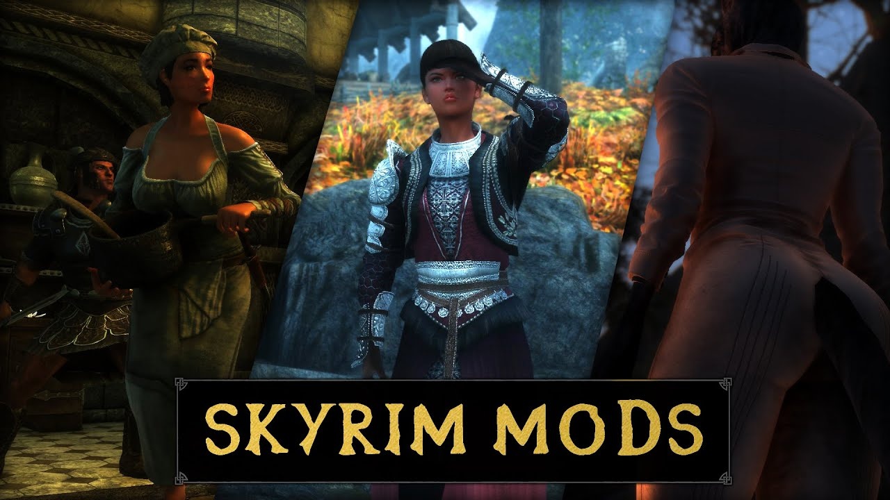 THE BEST QUESTS IN THE GAME   TOP 5 QUESTS   (Skyrim Top 5)