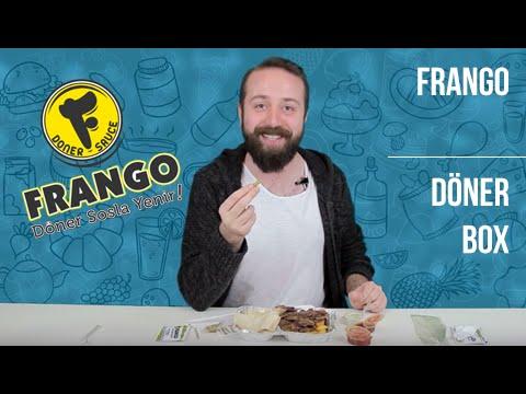 Frango - Yemek Paket Servis İnceleme ve Yorumlar / Döner Porsiyon, Lavaş, Patates Kızartması, Fiyat
