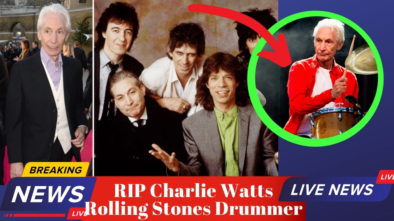 Never Call Me Your Drummer Again! The Time Charlie Watts ...