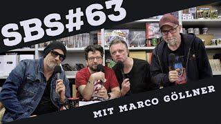 Sträter Bender Streberg – Der Podcast: Folge 63 mit Marco Göllner