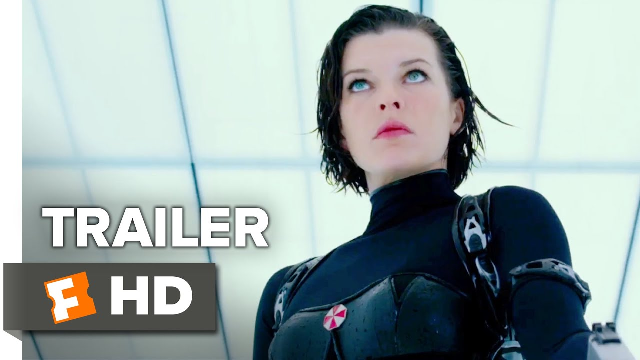 Resident Evil: The Fin... Milla Jovovich Movies