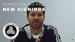 New Signings Announced | Tango Squad F.C.