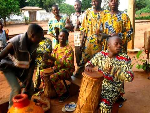 Zinli in Agbomey