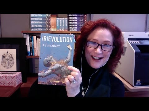 PJ Manney On Her Sci Fi Novel (R)Evolution