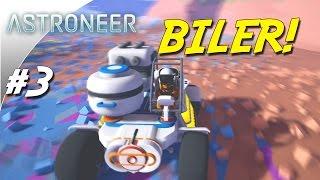 BILER! / ROVER OG TRUCK!! - Astroneer dansk Ep 3