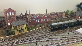 Dorking & District Model Railway Club  Autumn Exhibition - 13th and 14th October 2018