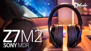 [4K] 편안함의 극치, SONY MDR-Z7M2 개봉기&청음기