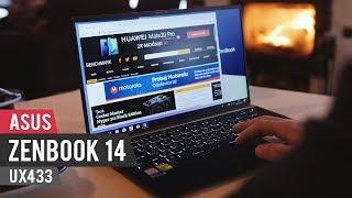 Izvanredan: ASUS ZenBook 14 UX433