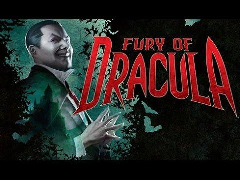 Fury of Dracula (third edition) review – Board Game Brawl