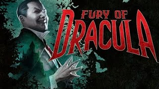 Fury of Dracula (third edition) review - Board Game Brawl