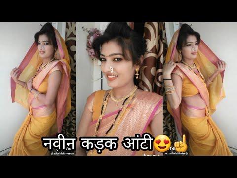 New Marathi Full Comedy TikTok Famous Videos Ep 86