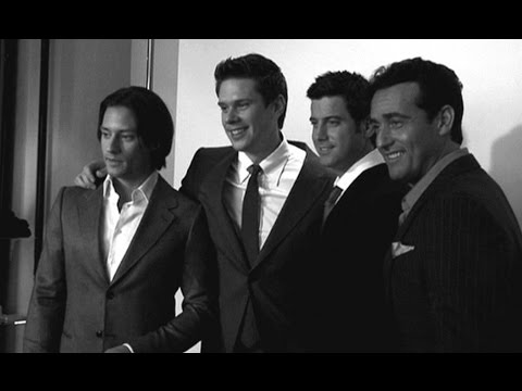 【IL DIVO】Time To Say Goodbye