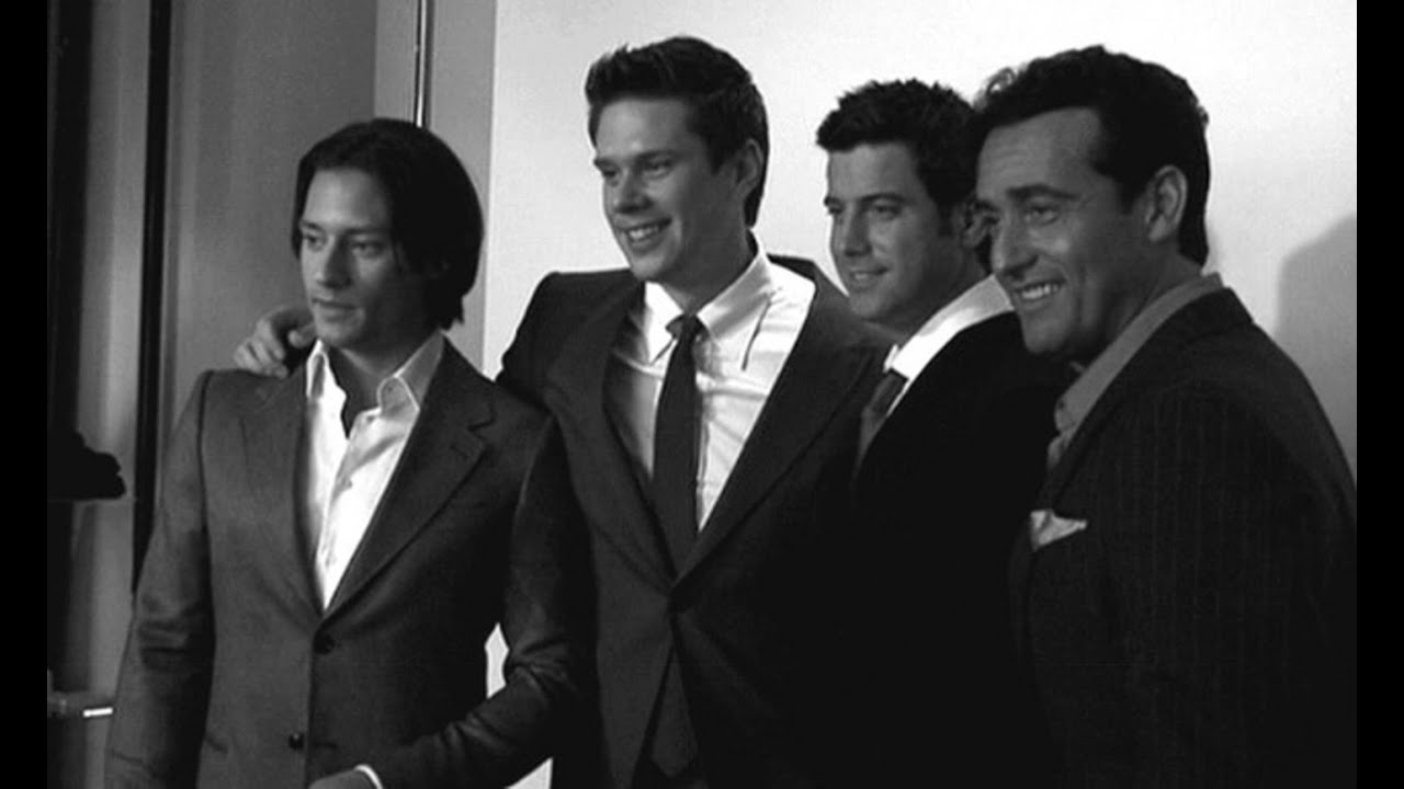 Il divo time to say goodbye youtube - Il divo discography ...