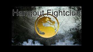 Hangout Fightclub Vol. 7- Philip Schlaffer vs 1001 Nacht