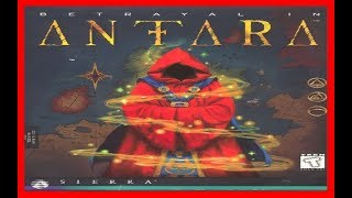 "Betrayal in Antara 1997 PC ""Deutsch/German"""