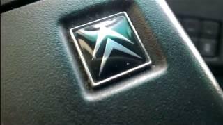 Citroen XM - обзор интерьера