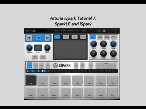 Arturia iSpark Tutorial 7: SparkLE and iSpark