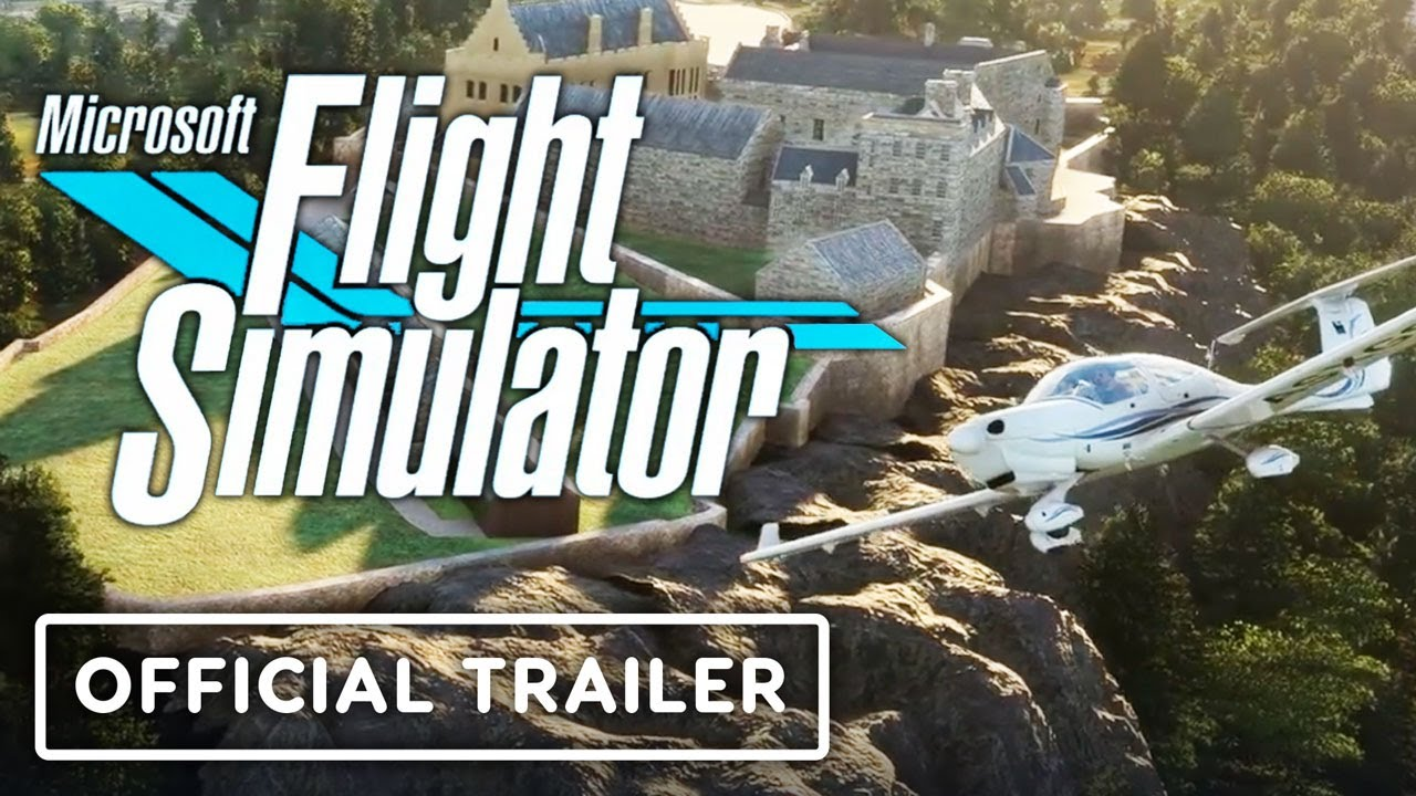 Microsoft Flight Simulator - Official United Kingdom and Ireland World Update Trailer