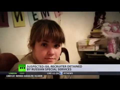 ISIS Recruit: Russian girl back with family after detained in Turkey