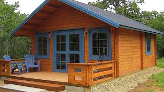 Amazing Little Cabin To Can Buy On Amazon For $18,800