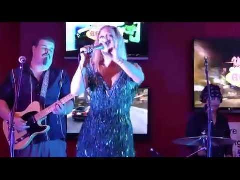 Betty Fox Band at Big Blues Bender 2016