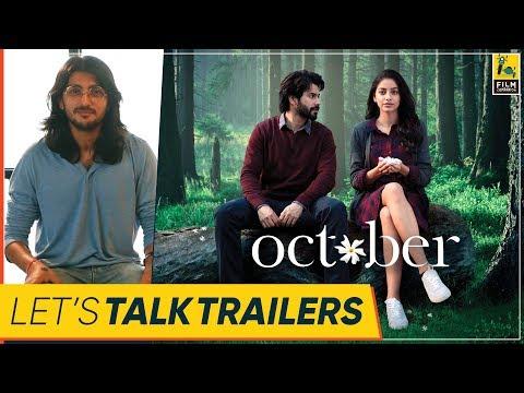 Let's talk trailer I October I Kuber Sarup I Film Companion