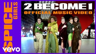 Spice Girls - 2 Become 1 (Official Music Video)