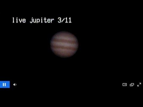 Jupiter Live Stream Part 2